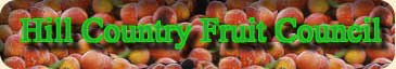 Hill Country Fruit Council logo